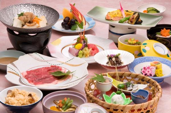 「御宿東鳳 食事」の画像検索結果