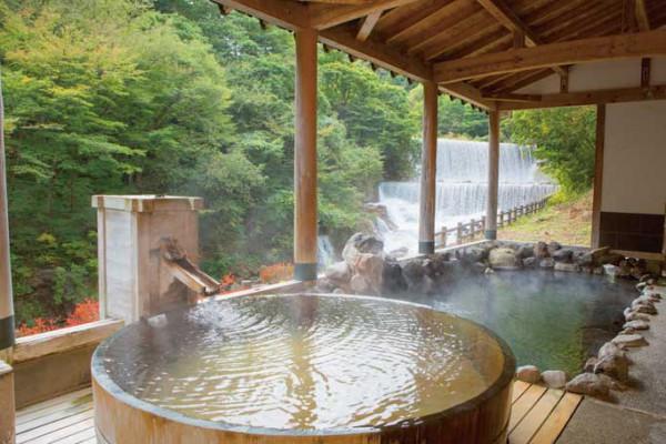 山水荘温泉