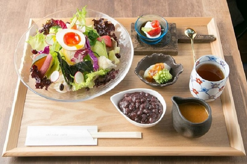 shizukuカフェ1