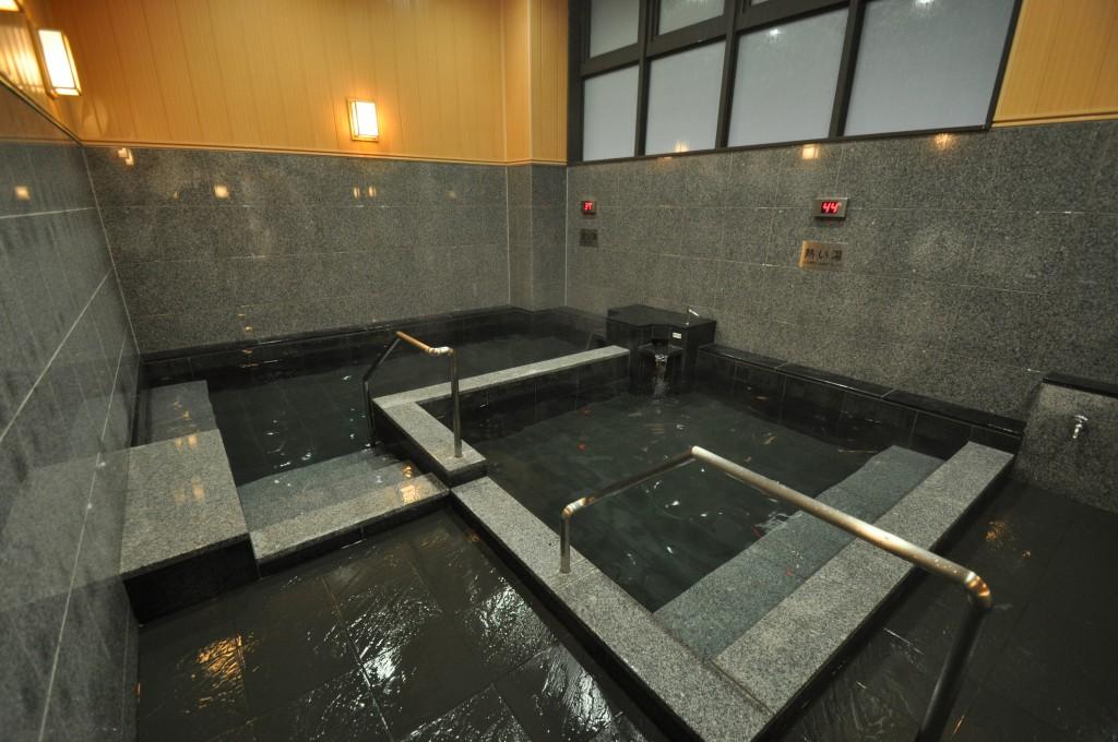 波来湯 浴室