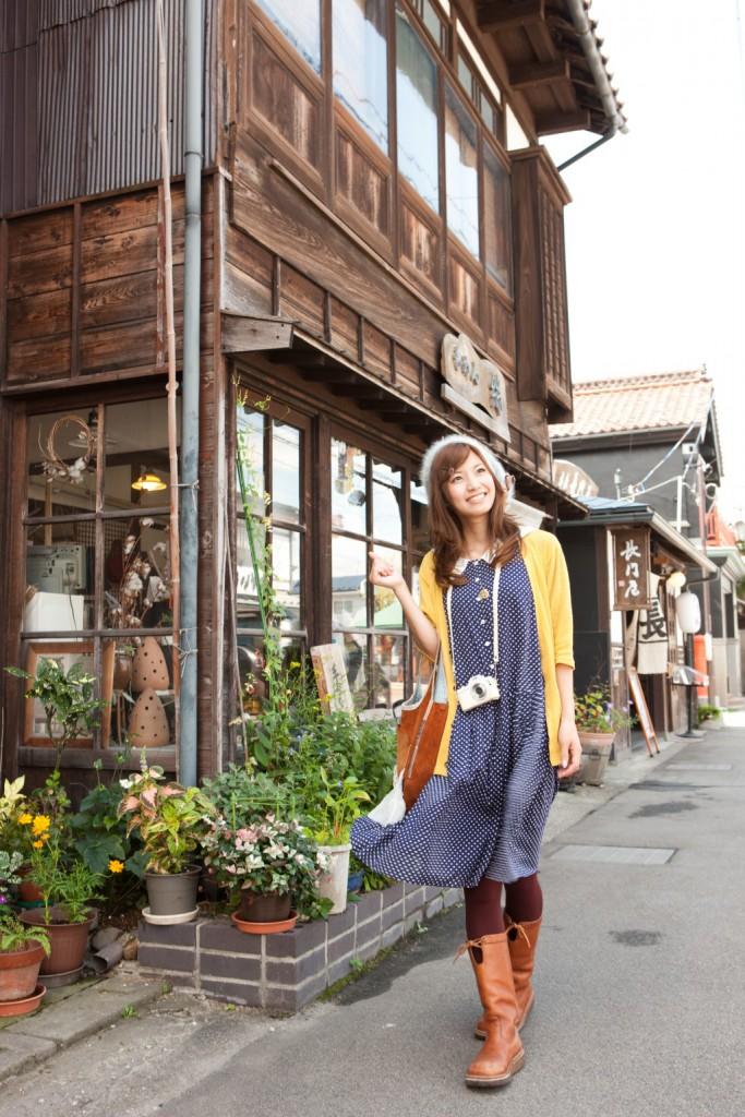レトロかわいいがいっぱい!福島県会津・七日町通りをあるく。