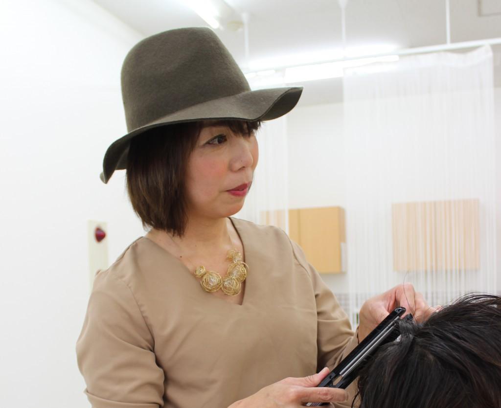大槻店夏堀さん