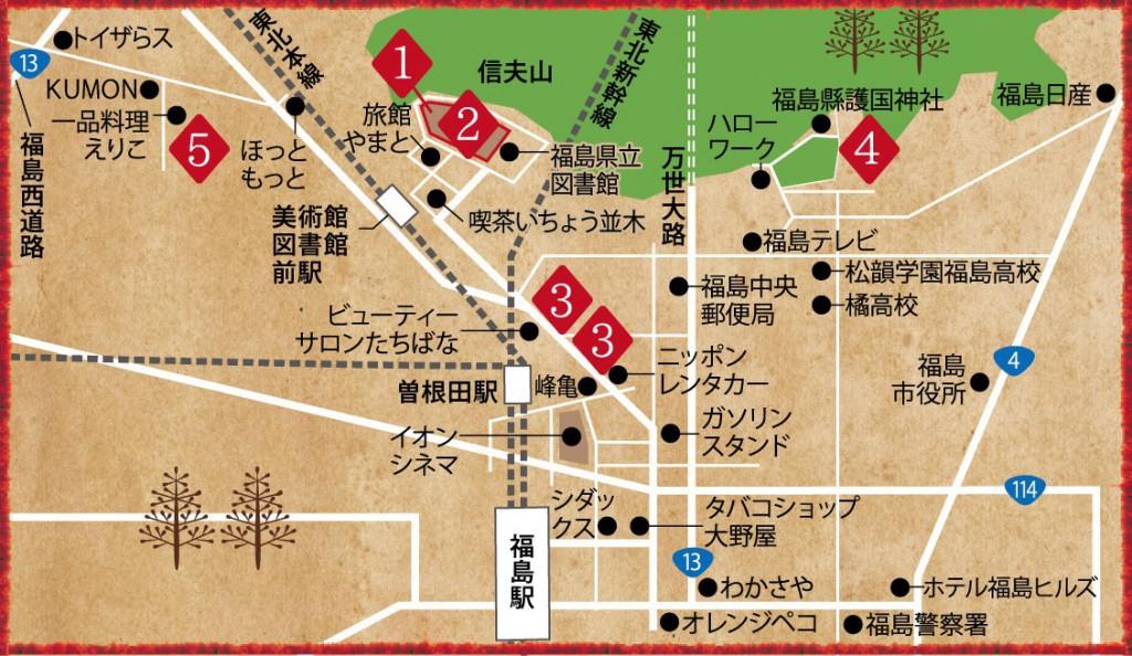 県北MAP