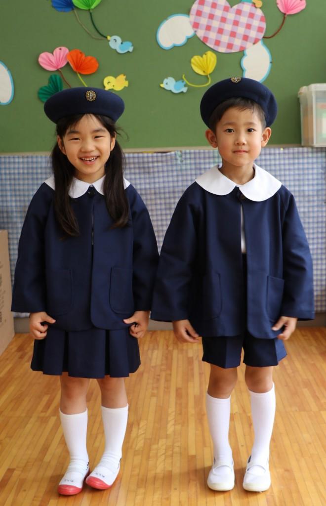 たから幼稚園制服