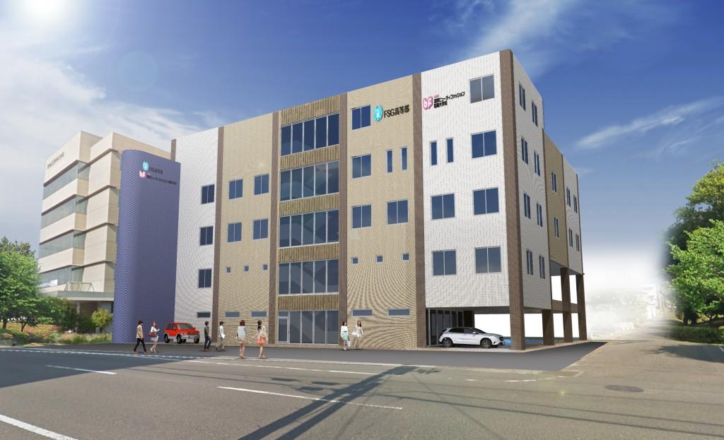 新校舎イメージ