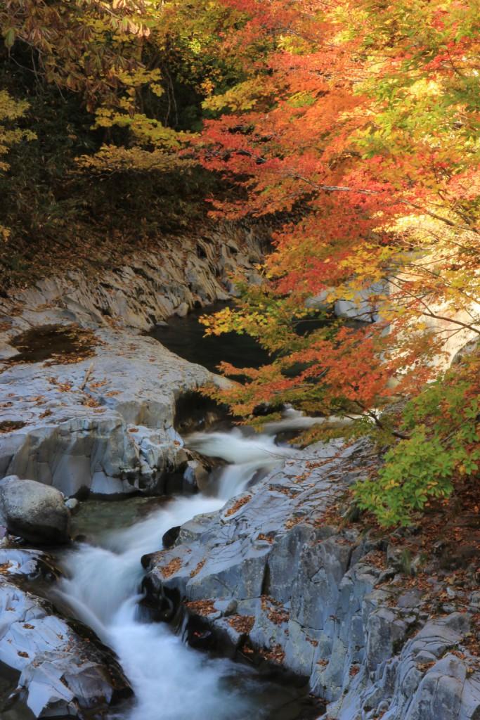 中津川渓谷 (2)
