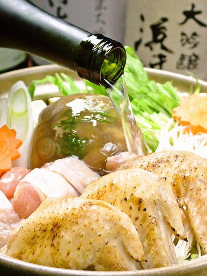 日本酒鍋 タテ