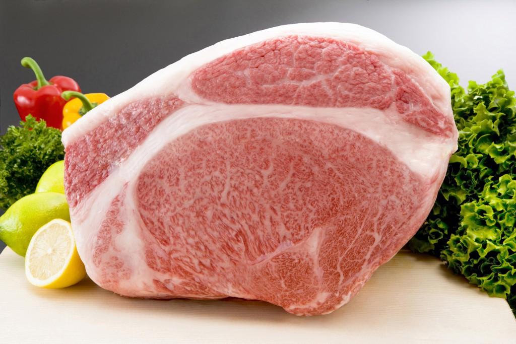 福島牛リブロース画像