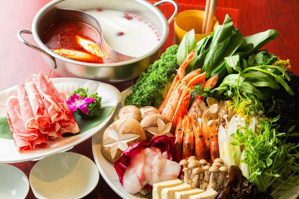 刀削麺写真