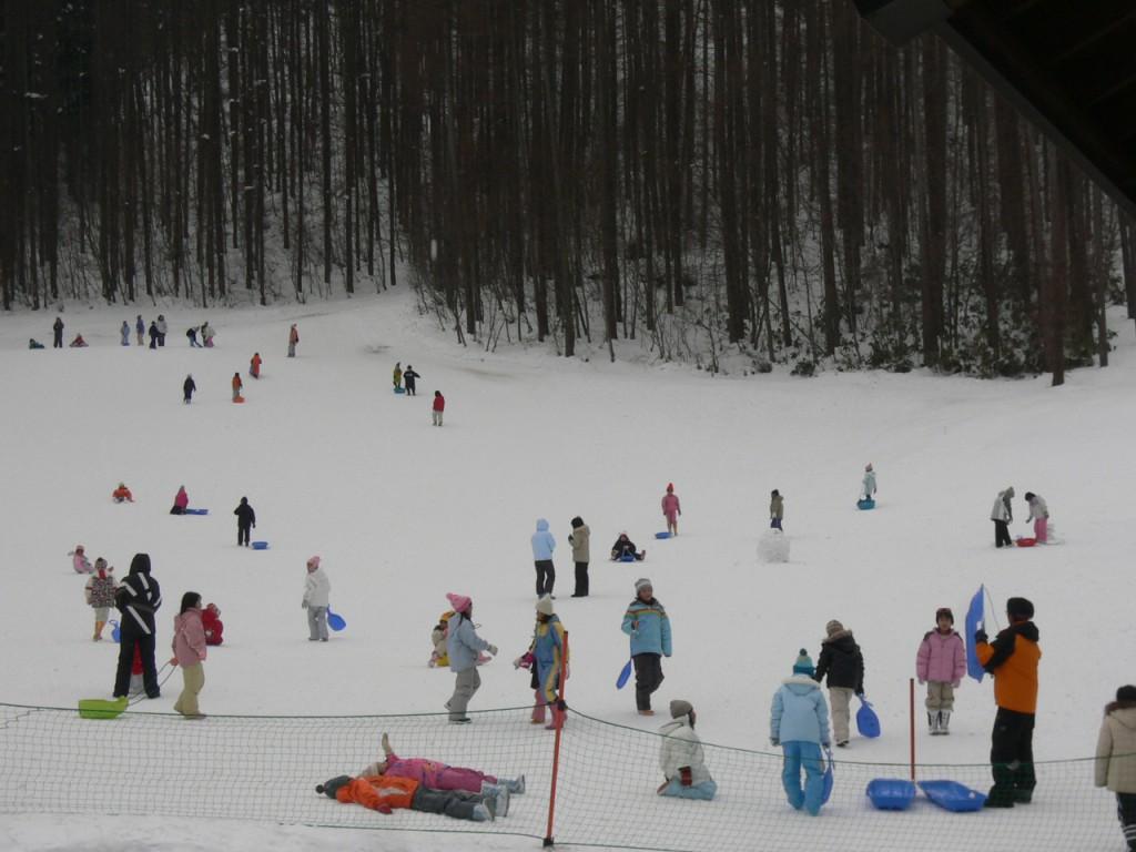 スキー場写真2