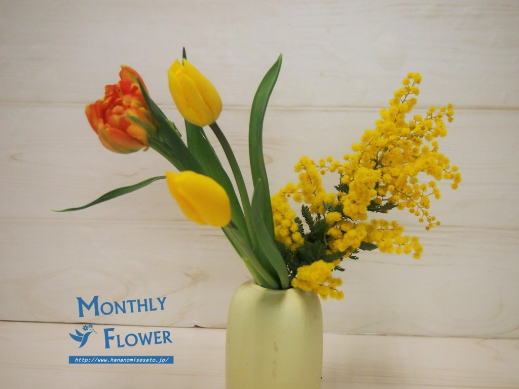 monthly flower-3