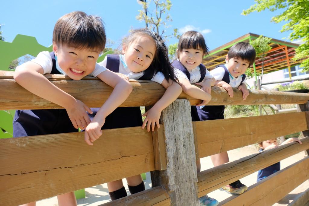 富田幼稚園園生活体験画像