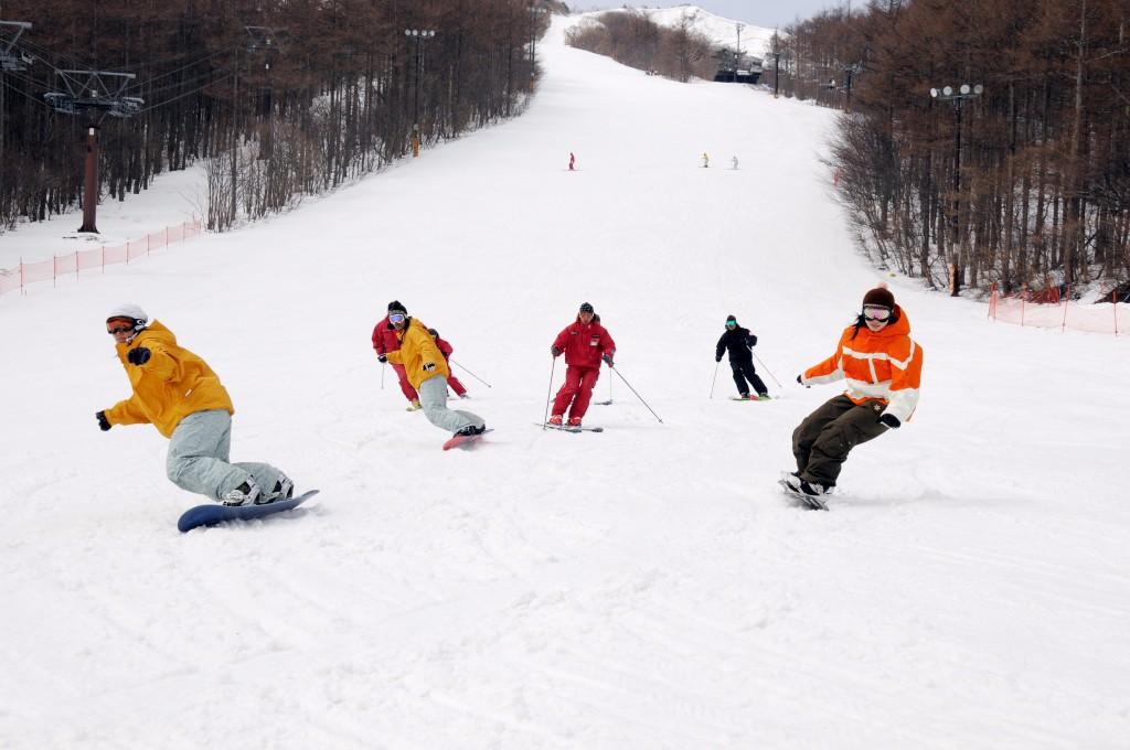 あだたら高原スキー場イメージ3